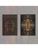 Pharaoh Limited Foil Edition Playing Cards Deck of cards