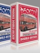 Phoenix Deck - Double Decker Deck of cards (pre-order)