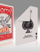 Phoenix Deck - Blank backs Deck of cards