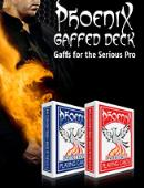 Phoenix Deck - Pro Gaffs Kit Deck of cards