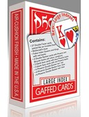Phoenix Gaffed Deck Large Index Deck of cards