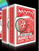 Phoenix Marked Decks Set Deck of cards