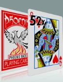 Phoenix Deck - One Way Force Deck Deck of cards