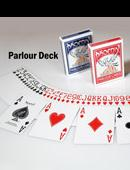 Phoenix Parlour Deck - Marked Deck of cards