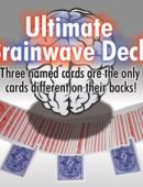 Phoenix Parlour Ultimate Brainwave-Deck Deck of cards
