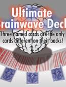 Phoenix Parlour Ultimate Brainwave-Deck Deck of cards