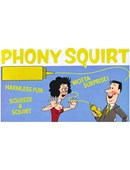 Phony Squirt Mustard Trick