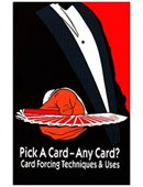 Pick a Card - Any Card? Forcing Book Book