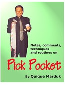 Pick Pocket Lecture Notes Trick