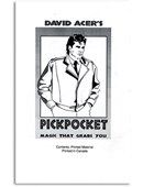 Pick Pocket Trick