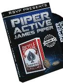 Piperactive - Volumes 1 & 2 DVD