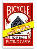 Plastic Bicycle Cards Deck of cards