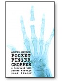 Pocket Finger Chopper Book