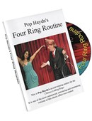 Pop Haydn's Comedy Four Ring Routine DVD