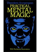 Practical Mental Magic Book