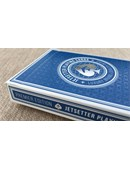 Premier Edition, Jetsetter Playing Cards in Altitude Blue Deck of cards