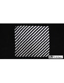 Production Hanky Zebra Black and White