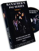 Psi Series Banachek Volumes 1 - 4 DVD or download