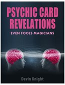 Psychic Card Revelations Magic download (ebook)