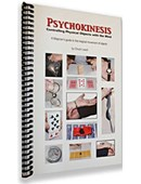 Psychokinesis: Moving Objects With The Mind Book