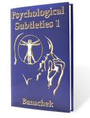 Psychological Subtleties 1 Book