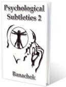 Psychological Subtleties 2 Book