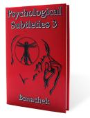 Psychological Subtleties 3 Book