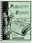 Publicity Stunts book Book