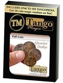 Pull Coin - Quarter Trick