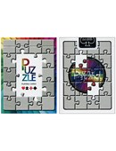 Puzzled Playing Cards Deck of cards
