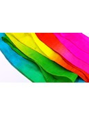Rainbow Silk Fountain Streamer Accessory