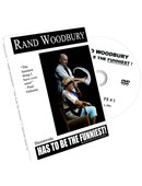 Rand Woodbury Has To Be The Funniest Magician DVD