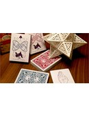 Ravn Playing Cards (Green) Deck of cards
