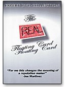 Real Floating Card DVD