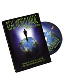 Real World Magic With Dave Jones & RSVP DVD