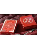 Red Roses Playing Cards Deck of cards