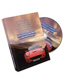 Red Streamlined Convertible DVD
