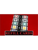 Refill Cards for Astor Mental Trick