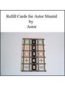 Refill for Astor Mental Trick