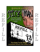 Refill for Stick Man Trick