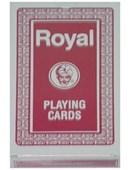 Regular Deck Royal One Way Back Deck of cards