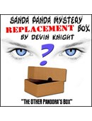 REPLACEMENT Box for Sanda-Pandas Trick