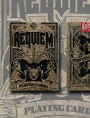Requiem Deck (Autumn) Deck of cards