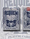 Requiem Deck (Winter) Deck of cards