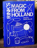 Rink's Magic from Holland Book
