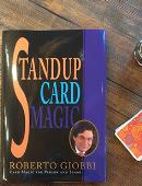 Stand-up Card Magic Book