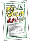 Ron Bauer Series: #5 - Hornswoggeld Again Book