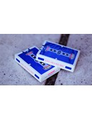 Royal Blue Gemini Casino Playing Cards Deck of cards