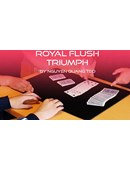 Royal Flush Triumph magic by Creative Artists