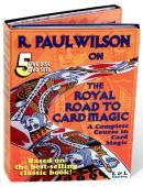 Royal Road To Card Magic DVD